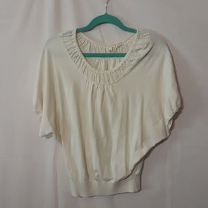 Moth Anthropologie Batwing Blouse knit top